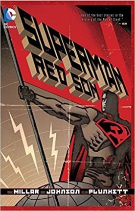 superman, redson